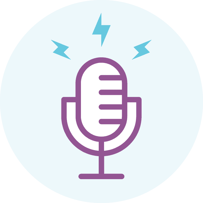 Podcast-symbol