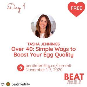 Tasha Jennings All About Fertility Expo